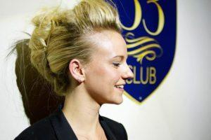 chignon-club salon coiffure rouen